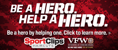 Sport Clips Haircuts of Stow ​ Help a Hero Campaign